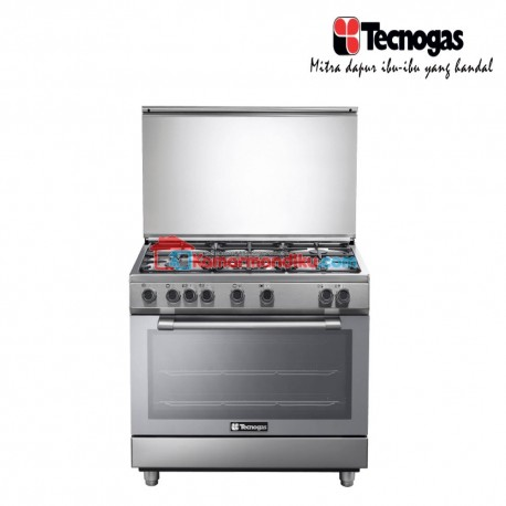 Tecnogas N3X96G5VC Free Standing Cooker