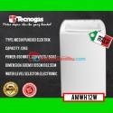 Tecnogas AWM12W Washing Machine