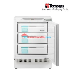 Tecnogas TCS120 Refrigerator Built in
