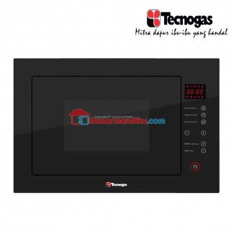 Tecnogas MWB25ST Built in Microwave