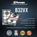 Tecnogas B32VX Built in Hob