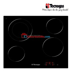 Tecnogas PN60VT4B Built in Hob