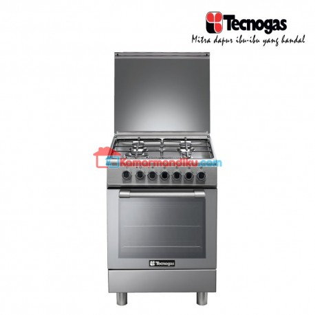 Tecnogas N3X66G4E Free Standing Cooker