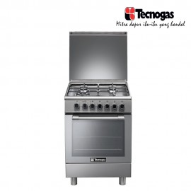 Tecnogas N3X66G4E Free Standing Cooker