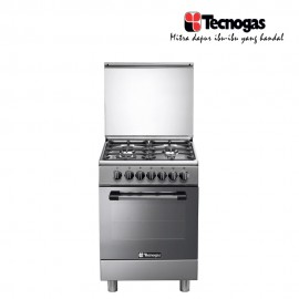 Tecnogas P3X66G4VC Free Standing Cooker
