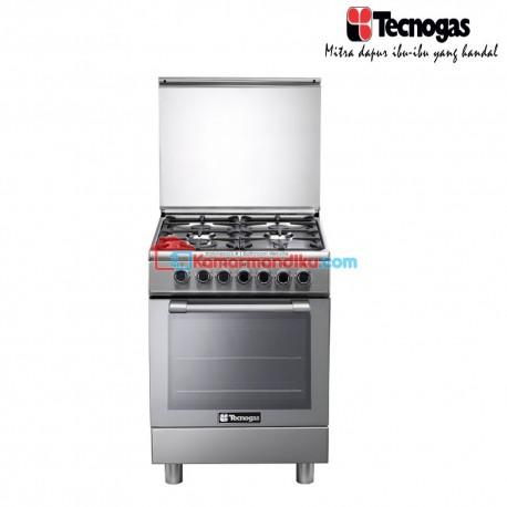 Tecnogas N3X66G4VC Free Standing Cooker