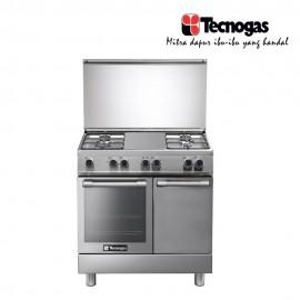 Tecnogas N3X8BG4E Free Standing Cooker