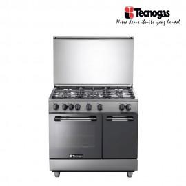 Tecnogas P3X9BG5VC Free Standing Cooker