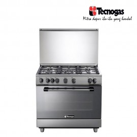 Tecnogas P3X96G5VC Free Standing Cooker