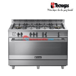 Tecnogas Premium PS1X12G6VC Free Standing Cooker