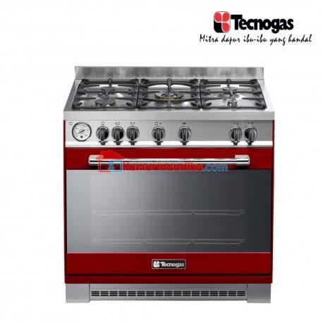 Tecnogas Premium PG1R96G5VC Free Standing Cooker