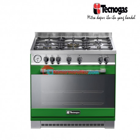 Tecnogas Premium PG1G96G5VC Free Standing Cooker