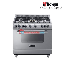 Tecnogas Premium PP3X96G5VC Free Standing Cooker
