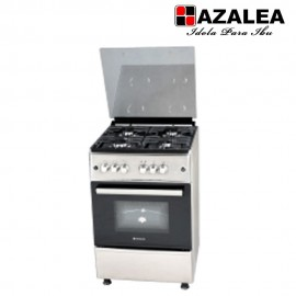 Azalea AFS66G4VC Free Standing Cooker