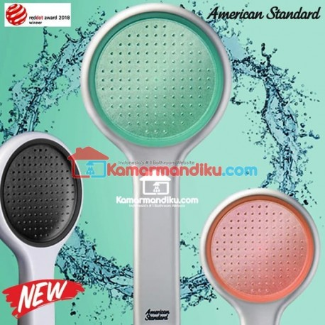 American Standard genie shower makes firing water faster