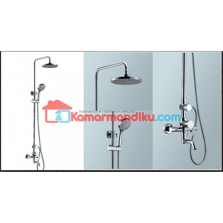 Meridian Bath Shower BS-8430