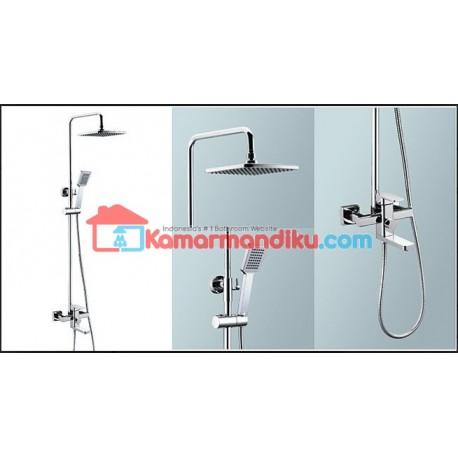 Meridian Bath Shower BS-8530 + Faucet