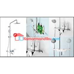 Meridian Bath Shower BS-85530 + Faucet