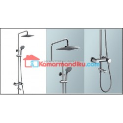 Meridian Bath Shower BS-8630 + Faucet