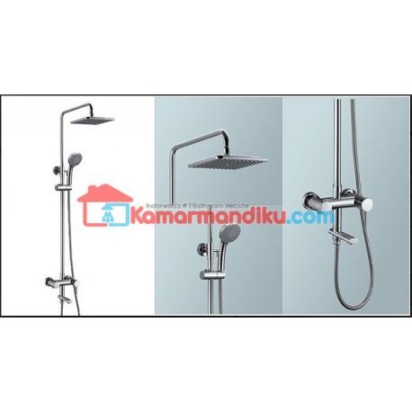 Meridian Bath Shower BS-8630 + Faucet