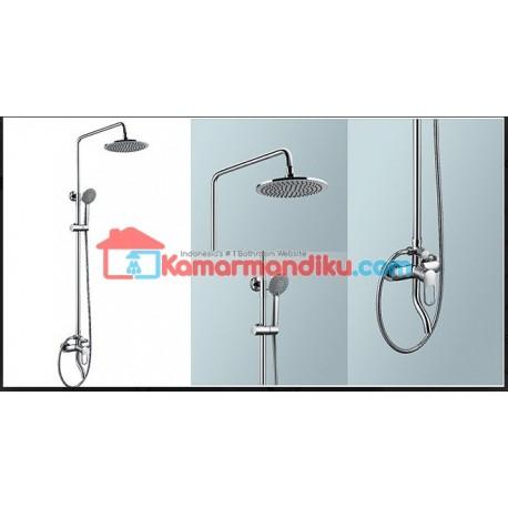 Meridian Bath Shower BS-MV1903 + Faucet