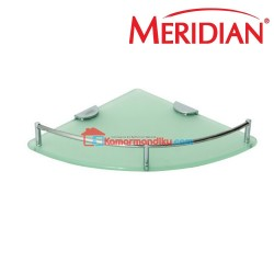 Meridian Corner Glass Shelf AJ-3325 DOFT