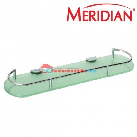 Meridian Flat R Glass Shelf AJ-3348 DOFT