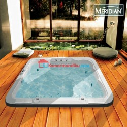 Meridian Bathtub Bulgari Spa