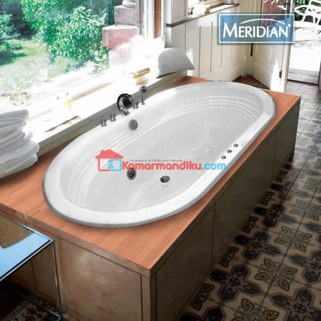 Meridian Bathtub Ovalia