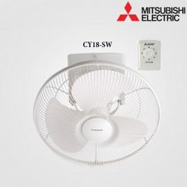 Mitsubishi Electric Kipas Angin Memutar CY18-SW