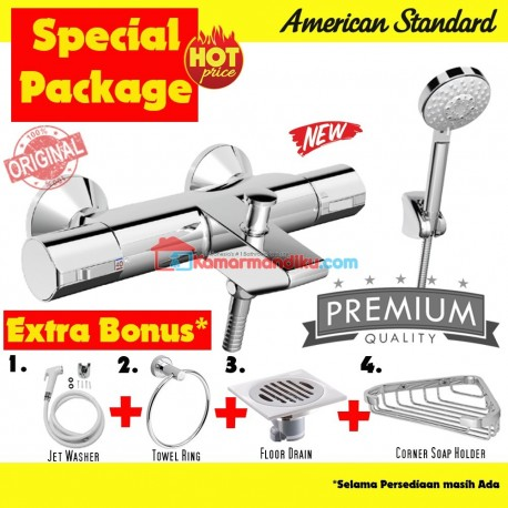 American Standard New Thermostatic bathroom package
