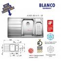 Bak cuci piring BLANCO AXIS 6 S - IF