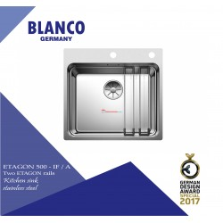 BLANCO Kitchen Sink ETAGON 500 IF - A