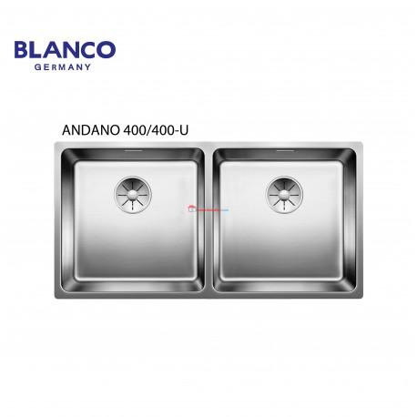 BLANCO ANDANO 400/400-U ANDANO 400/400-U Kitchen sink