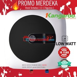 Kangaroo Promo Water Heater KG15Ei Pemanas air Low watt 10 thn Garansitank