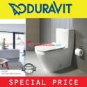 DURAVIT DURASTYLE Toilet Kloset Premium WC | 215701 |One piece toilet