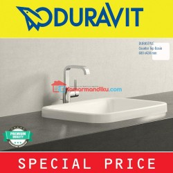 DURAVIT Washtafel DURASTYLE 037260 Counter top vanity Germany