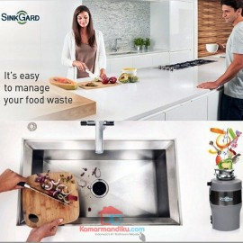SinkGard Food Waste Disposer Alat Penghancur Sisa Makanan usa tech