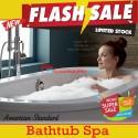 American Standard Bathtub Spa Acacia 1.7 M free standing acrylic