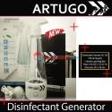 Artugo Disinfectant Generator DG 250 kills bacteria hilangkan bau