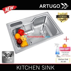 Artugo Kitchen sink AS 381