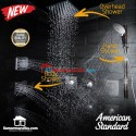 American Standard Shower Easy set Series |Thermostatic Mixer