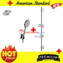 American Standard new Shower tanam inwall 2 in 1 hot cool slide bar