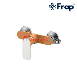 FRAP Keran keran shower mixer kamar mandi panas dingin Orange IF 2002-5 Bergaransi