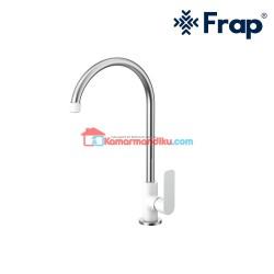 FRAP Keran Dapur Kitchen Sink Pillar IF 4102-8 White anti karat bergaransi 5 tahun
