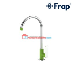 FRAP Keran Dapur Kitchen Sink Pillar IF 4102-9 GREEN anti karat bergaransi