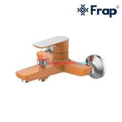 FRAP Keran Shower Mixer PANAS DINGIN IF 3002-5 ORANGE garansi 5 tahun