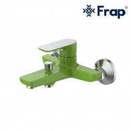 FRAP Keran Shower Mixer PANAS DINGIN IF 3002-9 Warna GREEN Premium garansi 5 tahun