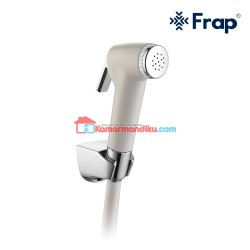 Frap Toilet Shower Set semprotan toilet IF 001-2 warna cream