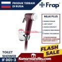 Frap Toilet Shower Set semprotan toilet IF 001-3 warna Purple